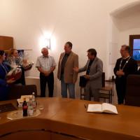 In der Sitzung des Marktgemeinderats am 26.Juni 2018 wurde Thaler von den Gemeinderatskollegen in den politischen Ruhestand verabschiedet.